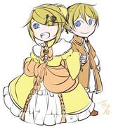 Riliane y Allen (Ichika)