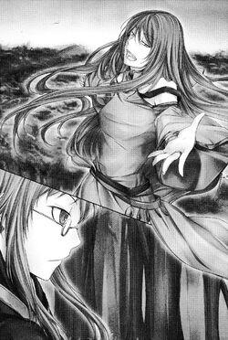 Elluka (Abyss I.R.) y Gumillia