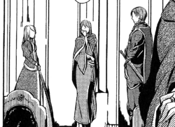 Mariam, Elluka y Leonhart (Manga) 1