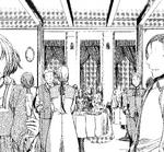 Salón de Banquetes (Mansión Freezis - manga)