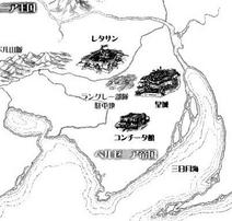 Mapa de Beelzenia