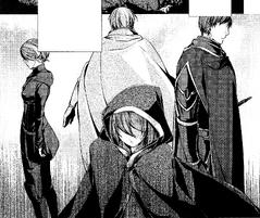 Tres Héroes y Arth (manga)