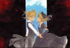 Riliane y Allen (El Sirviente del Mal 3)