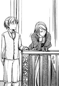 Mariam y Allen (manga) 1