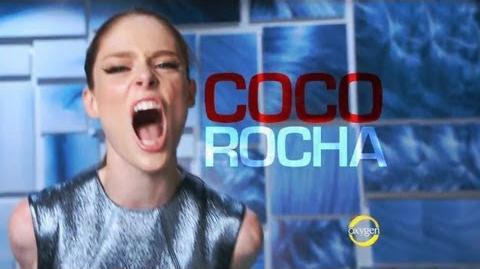 The Face - Coco Rocha Featurette