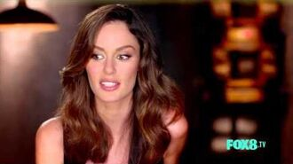 THE FACE AUSTRALIA NICOLE TRUNFIO INTERVIEW