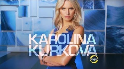The Face - Karolina Kurkova Featurette