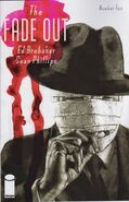 The Fade Out issue two second printing cover