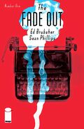 The Fade Out issue 1 second printing cover