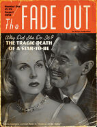 TheFadeOut movie magazine replica (issue one)