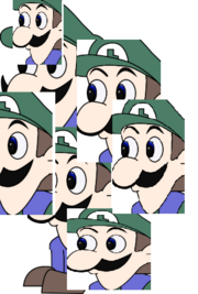 Weegee Head Madness