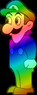 Rainbow weegee