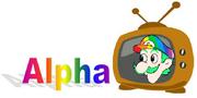 AlphaTV logo
