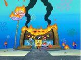 Bikini Bottom Weegee Liberation