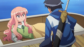 Saito finds Louise