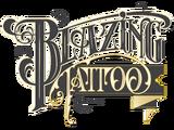 Blazing Tattoo