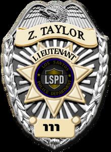 TaylorLSPD
