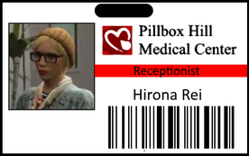 Pillbox ID Hirona