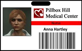 Pillbox ID anne