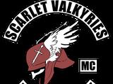 Scarlet Valkyries MC
