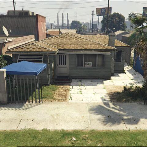 Gat's House, Brouge Avenue