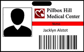 Pillbox ID Jacklyn