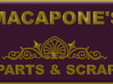 Macapone's Parts & Scrap