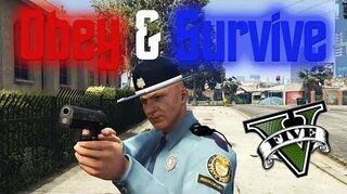 Obey & Survive Eli Thompson Funny Moments Week 1 GTA V RP