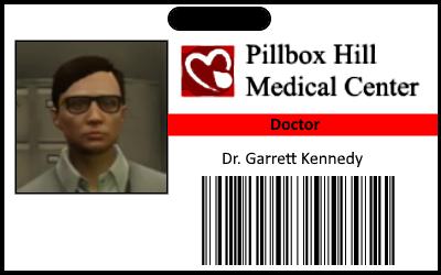 Pillbox ID garrett