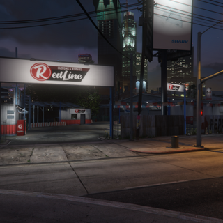 RedLine Lot, Innocence Boulevard
