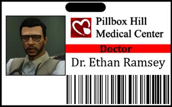 Pillbox IDramsey