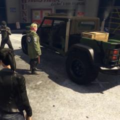 Attempted kidnapping of Baada Ka