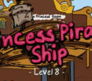 Princess Pirate Ship