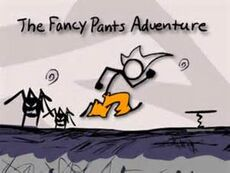 Fancy Pants World 1