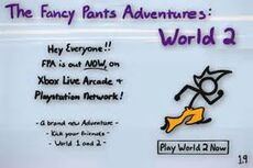 Fancy Pants World 2