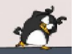 265px-Fancy Pants Angry Penguin