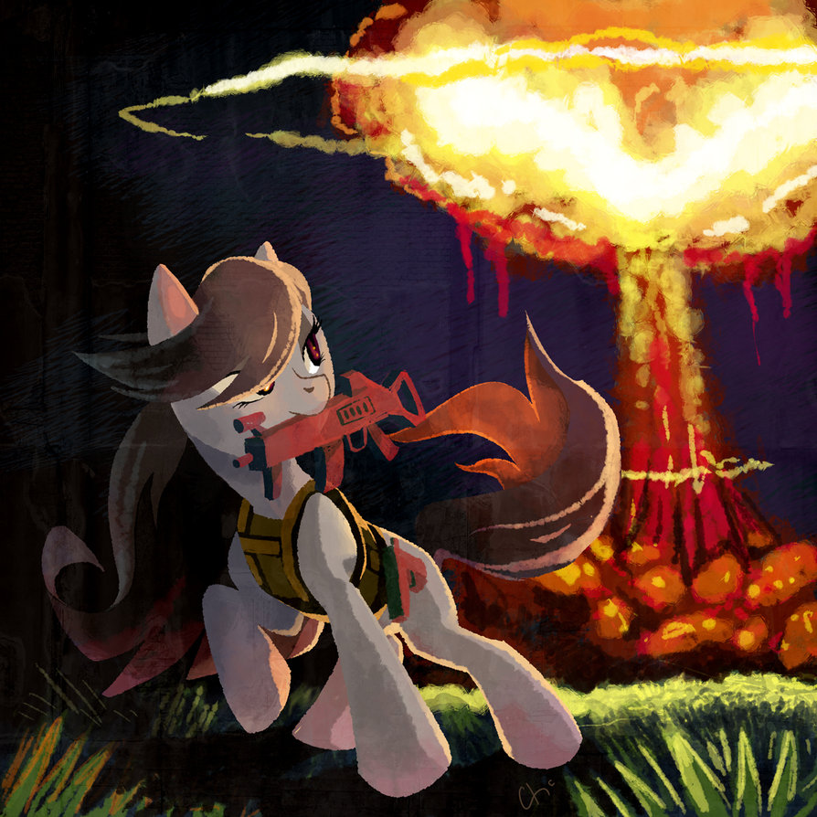Image 36924 Gun Nuke Octavia Warjpg The Fanfiction Wiki Of