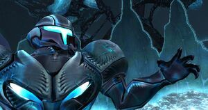 Prime Trilogy Promotional Bomb Dark Samus Phaaze Sanctum