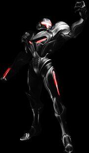 Dark Silver
