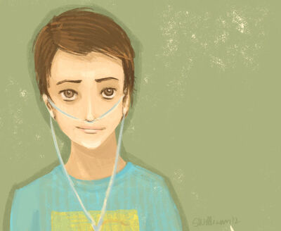Fault in our stars hazel by leabharlann-d4vmbn5