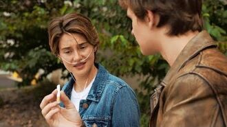 "The Fault In Our Stars - Official Movie Clip ""Metaphor"" (2014) HD"