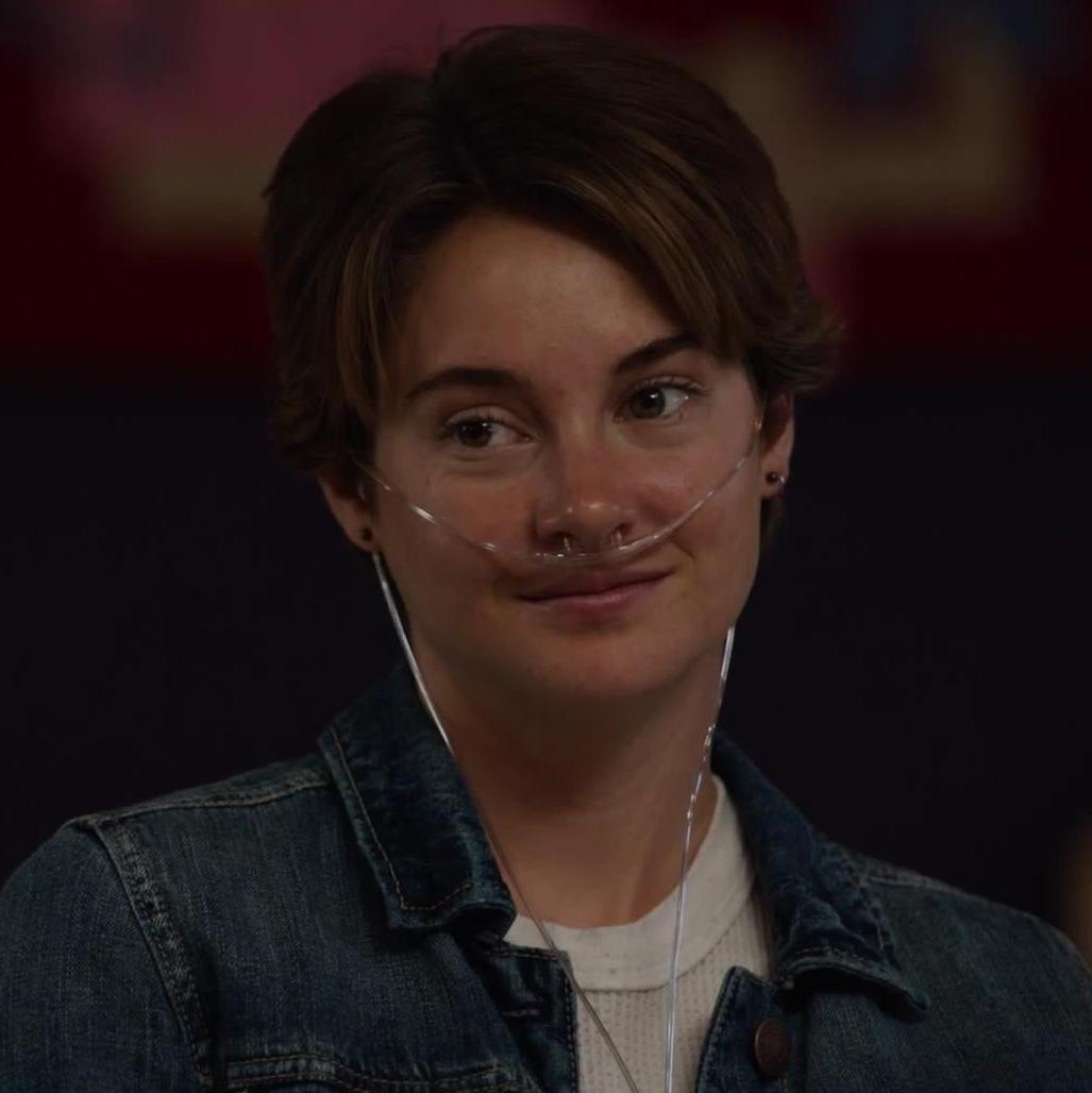Hazel Grace Lancaster | The Fault In Our Stars Wiki | FANDOM powered ...
