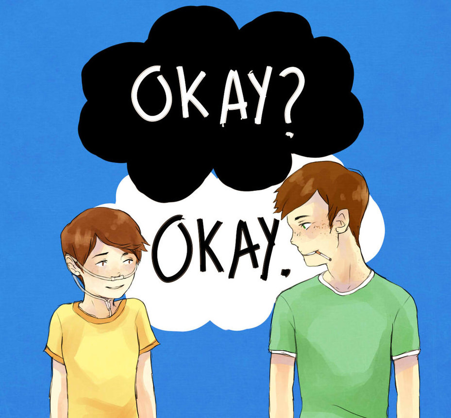 Good The Fault In Our Stars Wiki   Fandom