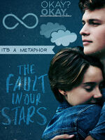The fault in our stars alternate poster 2 by revolutionmockingjay-d7n2c6z