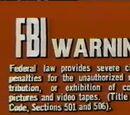 20th Century Fox Home Entertainment Warning Screens