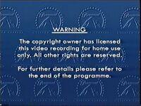 Paramount Home Entertainment UK Warning (2000)
