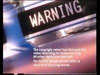 Paramount Home Entertainment UK Warning (2003)
