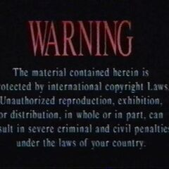 The later version of this warning.