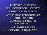 Paramount 1995 Warning