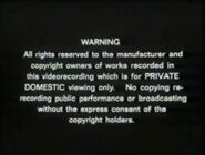 Thames Video Warning 1986